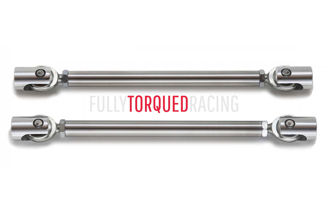 Fully Torqued Racing Splitter Rods