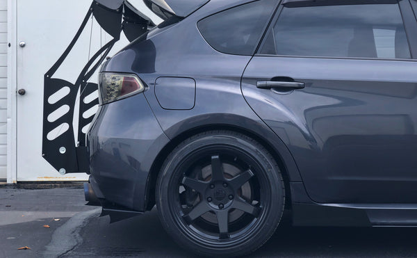 2011-2014 WRX/STI V2 Side Skirts