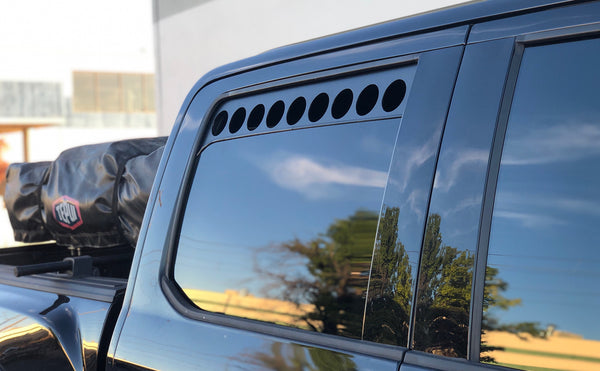 Ford Raptor (Gen 2) Rear Window Vents