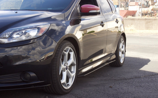 Ford Focus ST V1 Side Skirts