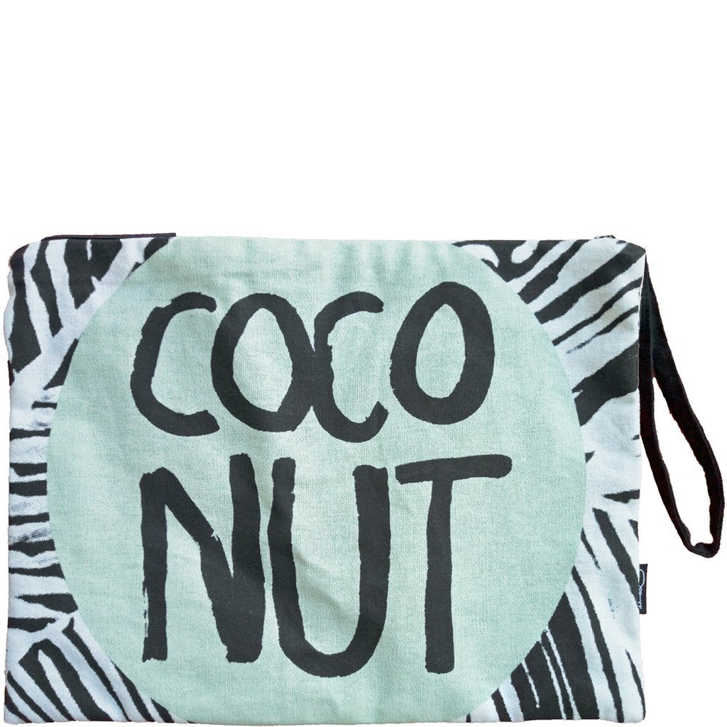 COCO CLUTCH - MINT