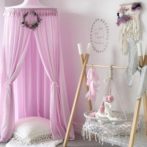 Children's Bedroom Canopy