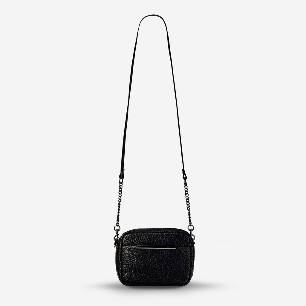 Cult Bag- Black Bubble