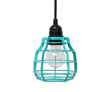 Lab Lamp - Pool Green (Pendant)
