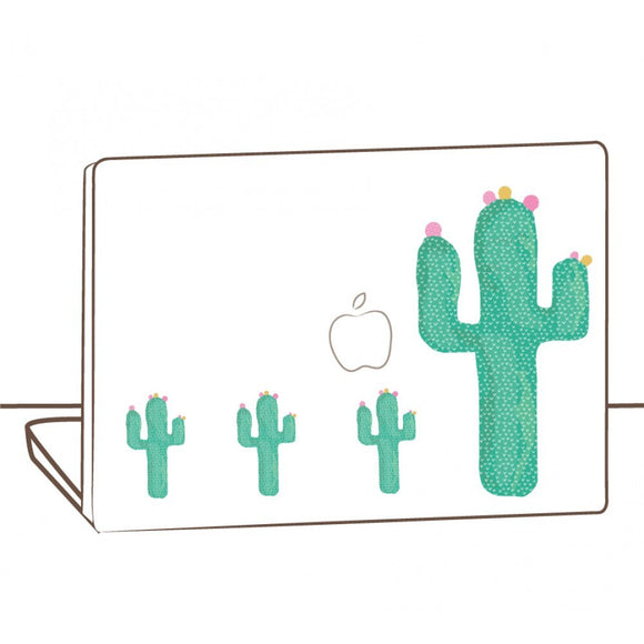 Mini Cactus Sticker Sheet