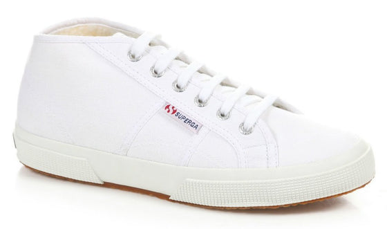 Superga Cotu Mid - White