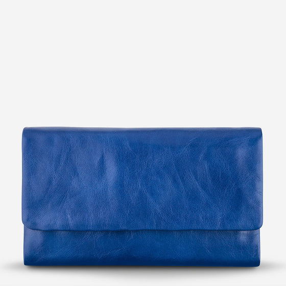 Audrey Wallet- Royal Blue