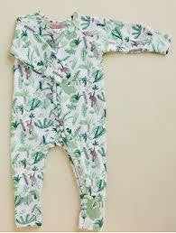 Fern Gully Sleep Suit