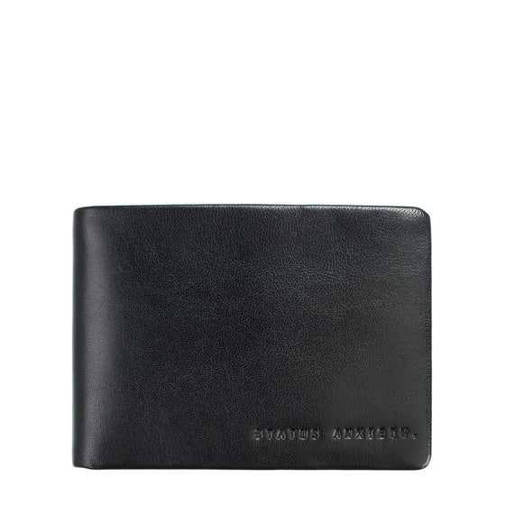 Jonah Wallet Black
