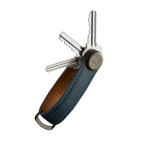 Orbit Key Crazy Horse Leather