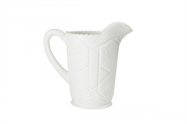 Large Jug - White
