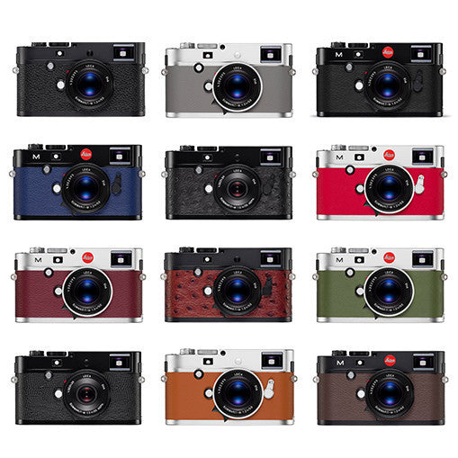 LEICA M (TYP 240) À LA CARTE PROGRAM