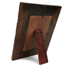 Load image into Gallery viewer, Picture Frame - 4x6 - Rosewood - Diamonds | Fair Trade & Handmade