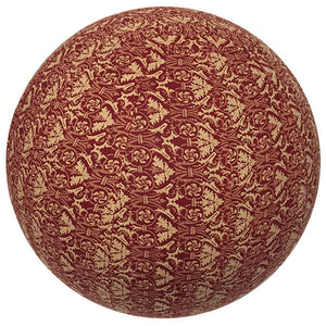 Yoga Ball Cover - Red Dream - 65cm | Fair Trade & Handmade