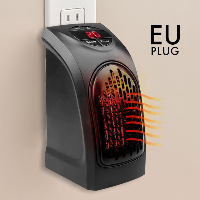Portable Mini Electric Fan Heater