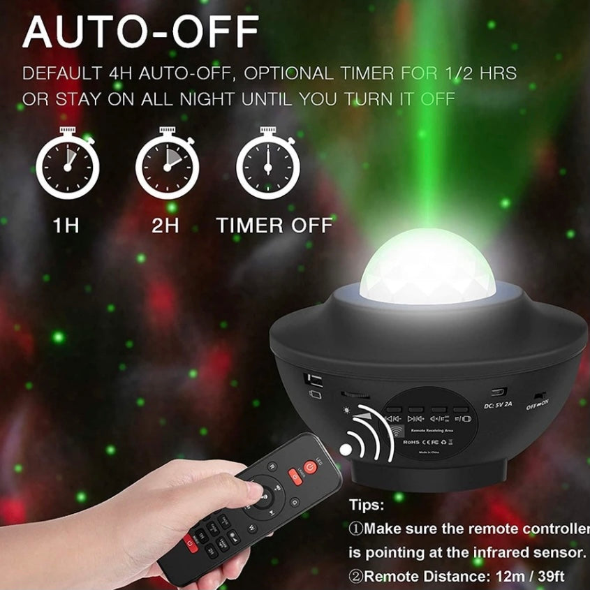MPG Galaxy World Projector