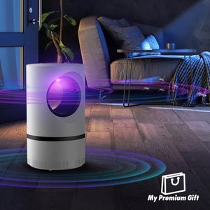 BUZZ LED UV Mosquito Trap