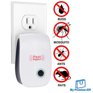 Multi-Purpose Ultrasonic Pest Rejector