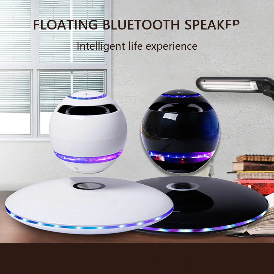 (Refurbished) MPG Maglev Magnetic Levitating Speaker