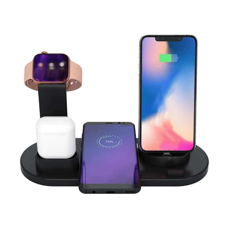 MPG 4 In 1 Wireless Chargers