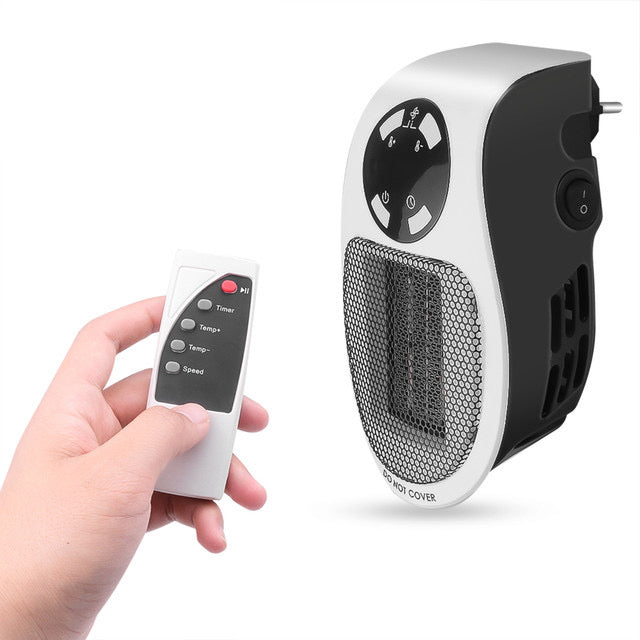 500W Mini Portable Electric Heater