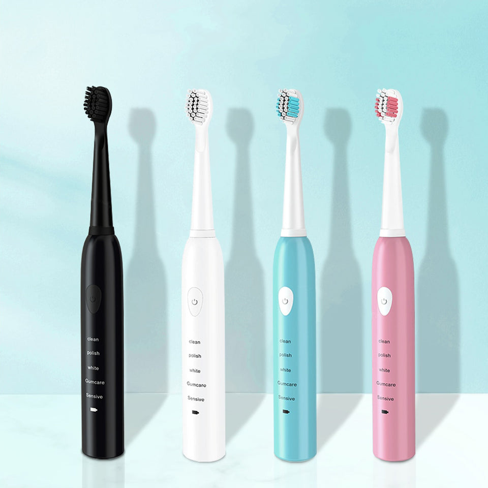 5 Gears Powerful Electronic Toothbrush