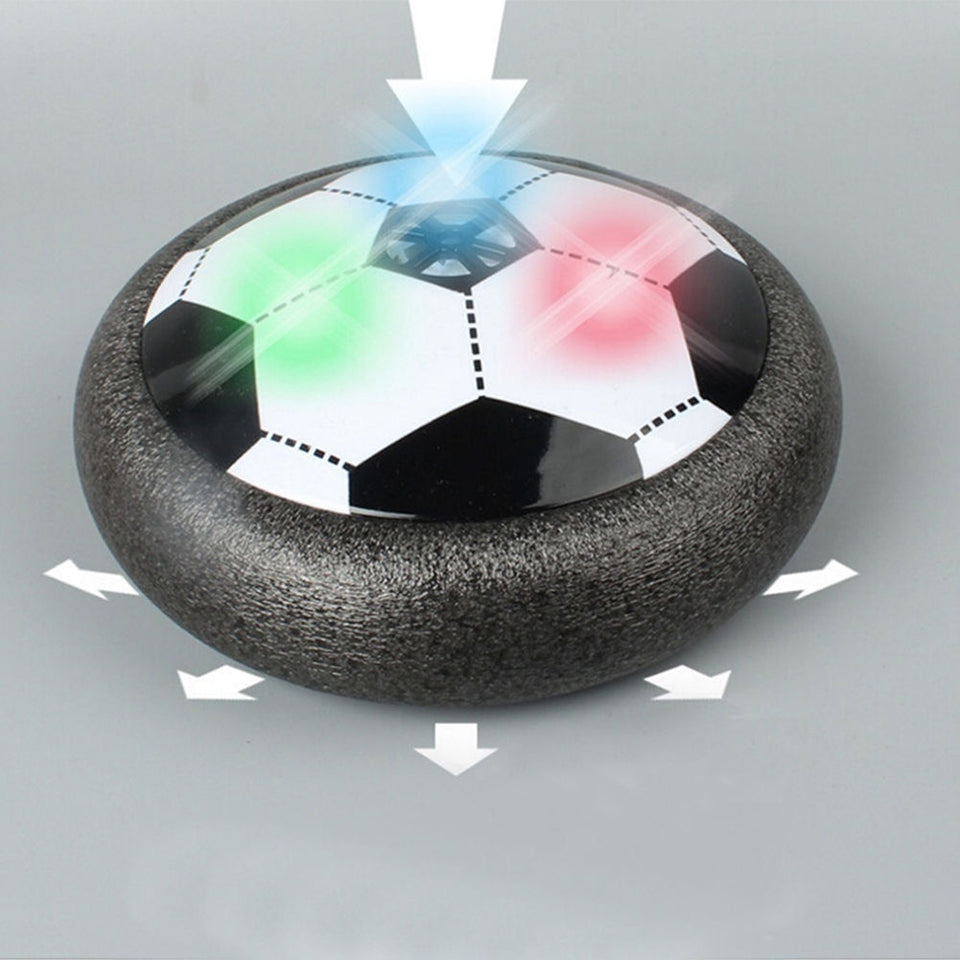 Levitating LED Soccer Ball