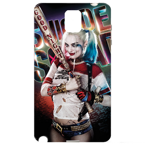 "Harley Quinn ""Good Night"" Phone Case"