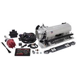 Edelbrock Pro-Flo 4 XT Fuel Injection System 35790 86 & Earlier SBC