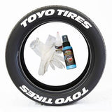Toyo Tire Stickers