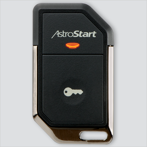 AstroStart DS4+ Remote Starter, 2-Way 1-Button