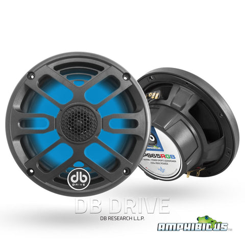 "DB Drive APS65RGB 6.5"" RGB Loud Speaker"