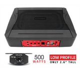 "DB Drive Euphoria Powered Subwoofer (6""x 8"" - 500W Max - Low Profile)"