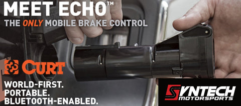 Curt Echo Trailer Brake Control