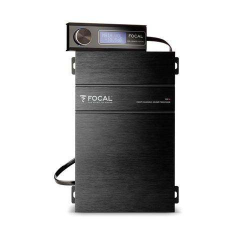 Focal 8-Channel Digital Sound Processor - FSP8