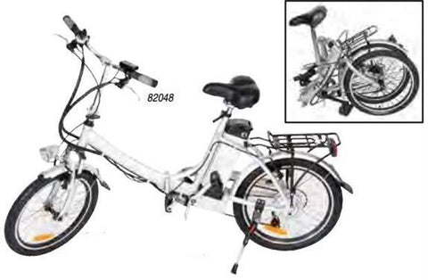 Faulkner 36 Volt 10 Amp Electric Bicycle