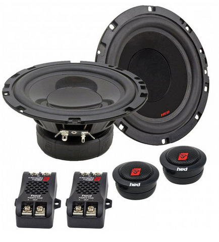 "Cerwin Vega HED7 Component System (6.5"" - 400W - 2-Way Coaxial)"