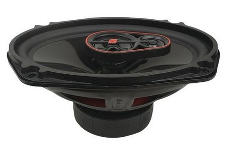 "Cerwin Vega HED7 Speakers H7693 (6"" x 9"" - 420W - 3-Way Triaxial - Pair)"