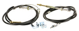 MP Brakes HWC2500 - Universal Park Brake Cable Kit - For use with Legend Series
