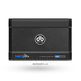 DB Drive Neo M4 4 Channel Class D Amplifier