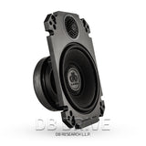 "DB Drive PTS46 4 x 6"" 2-Way Speakers"