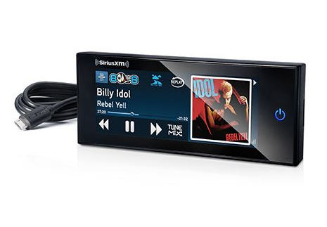 SiriusXM Commander Touch (With Vehicle Kit)