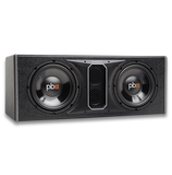 "Powerbass PS-WB102 Dual 10"" Bass Enclosure"