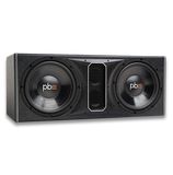 "Powerbass PS-WB122 Dual 12"" Bass Enclosure"