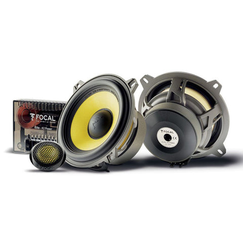 "Focal Elite K2 ES 130 K 5"" Two Way Component Kit"