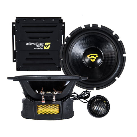 "Cerwin Vega Stroker Pro Component System SPRO65C (6.5"" - 450W Max - 2-Way)"