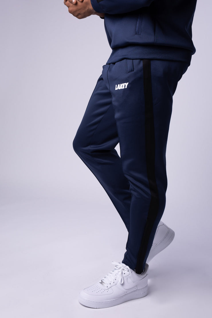 RETRO MOD TRACKPANTS - NAVY