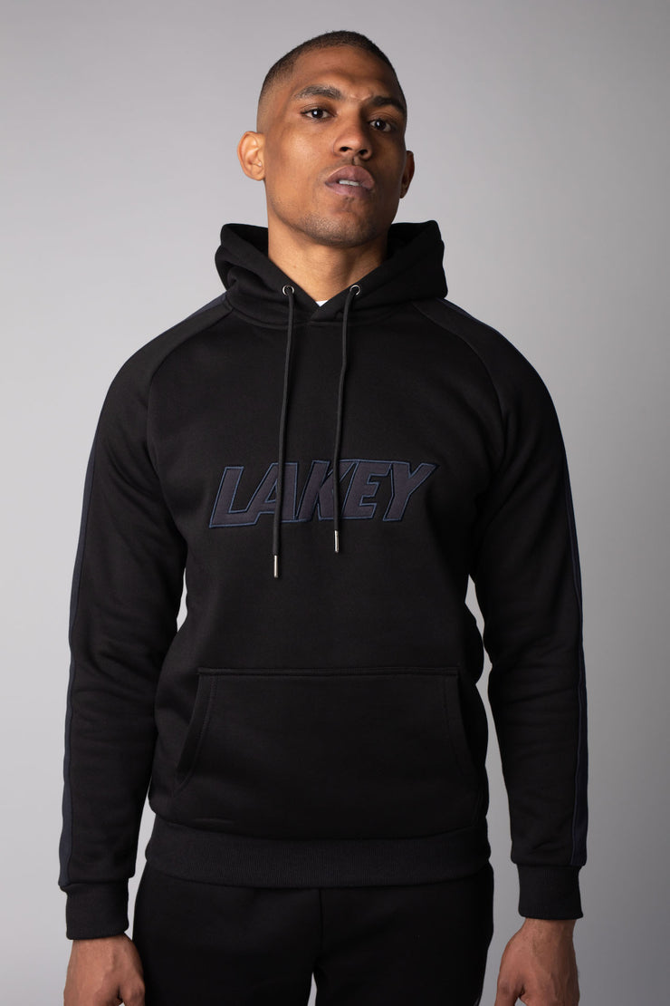 LAKEY TRADEMARK HOOD - 00:00 (MIDNIGHT)