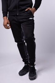 BLACK STEEL CHEVY II JOGGERS - Lakey