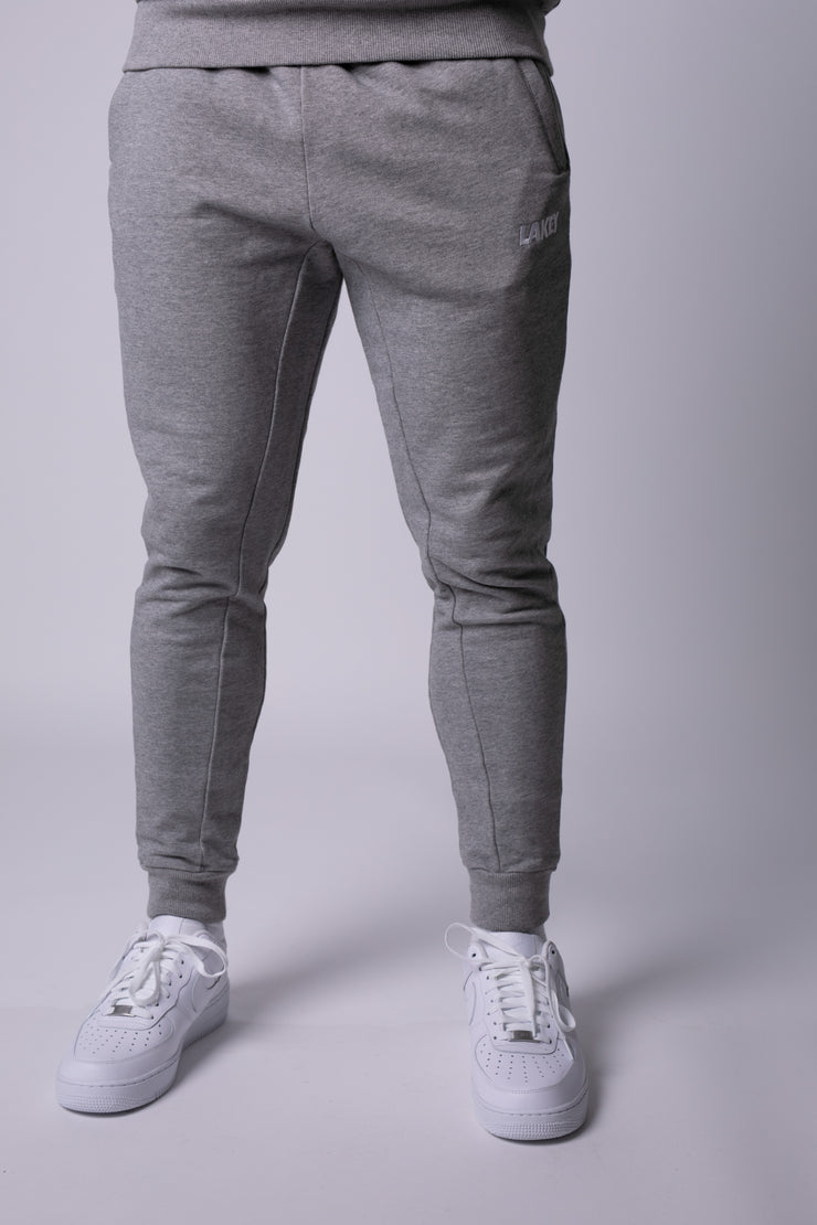 GREY CHEVY II JOGGERS - Lakey